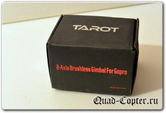 Обзор подвеса Tarot-T-2D