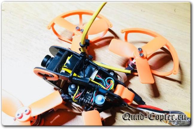 Обзор: микрокоптер Diatone GT-R90