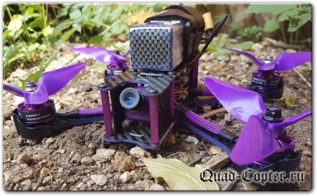 Обзор квадрокоптера Eachine Wizard X220S