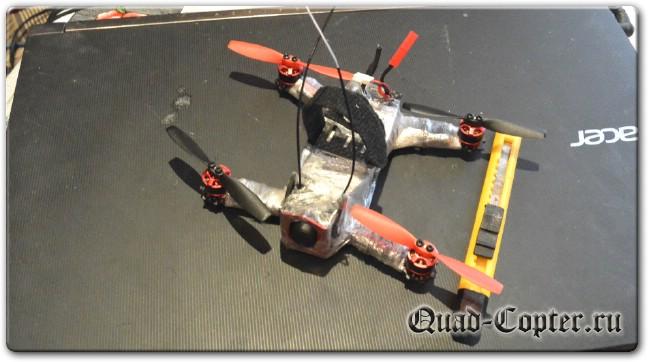 Квадрокоптер с камерой Eachine Racer 130