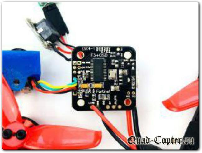 Обзор: iFlight Razor X125 — микроквадрик с 2,5″ пропами