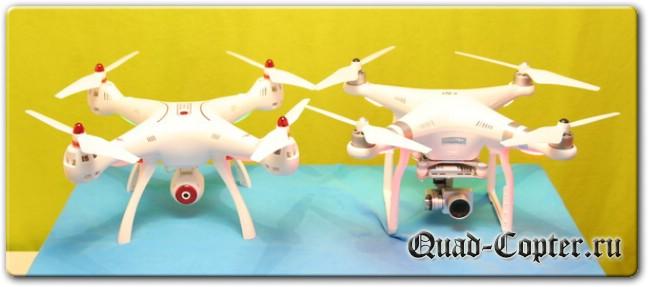 Обзор квадрокоптера Syma X8SW