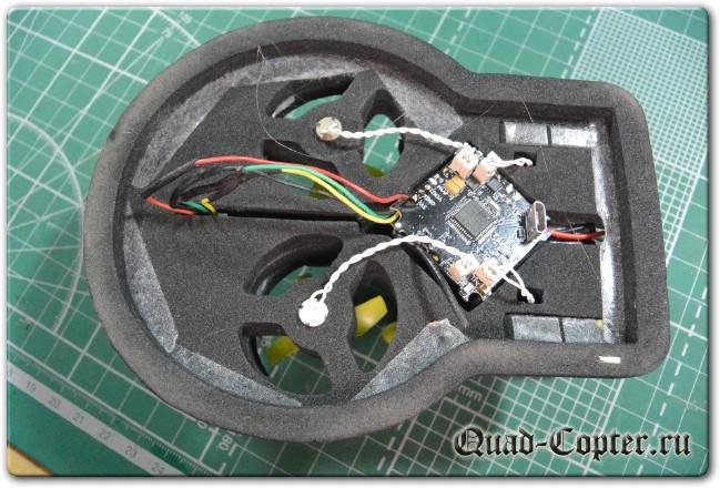 Обзор Hovercraft RC Tiny Whoover EW65