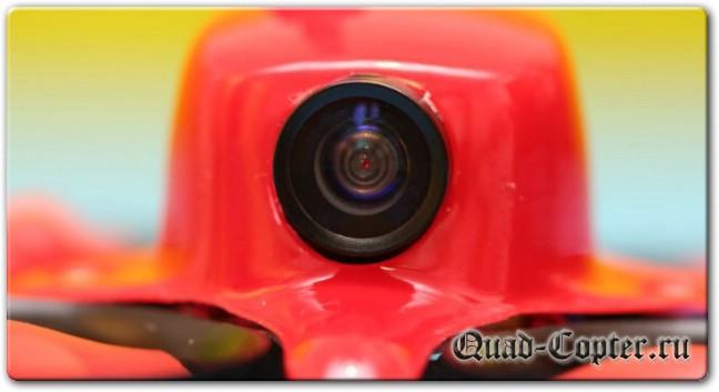квадрокоптер с FPV камерой eachine e013