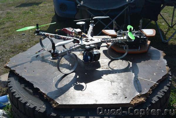 Квадрокоптер своими руками из пластиковых труб