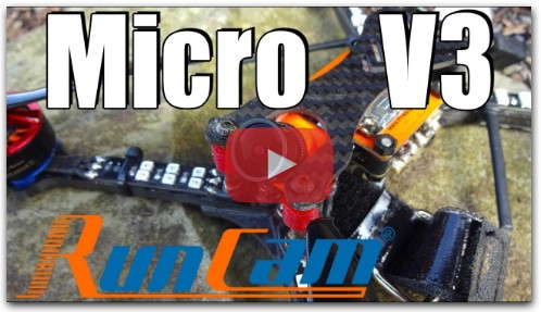 RunCam Micro Swift 3 Review : Larger Lens = Better Picture?