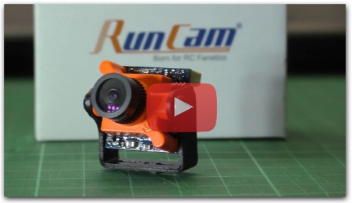 RunCam Micro Swift 600TVL - обзор