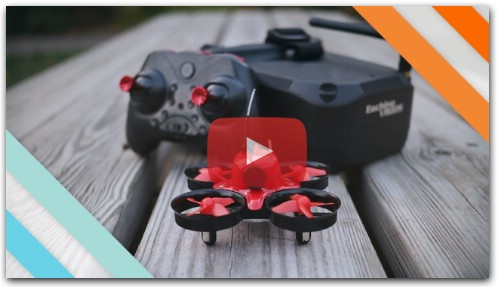 "Eachine E013 ""Small Pepper"" Review & Flight"