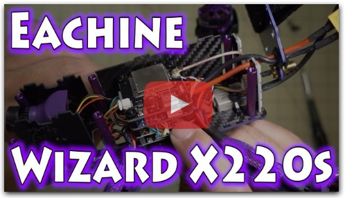 Eachine Wizard X220S Review