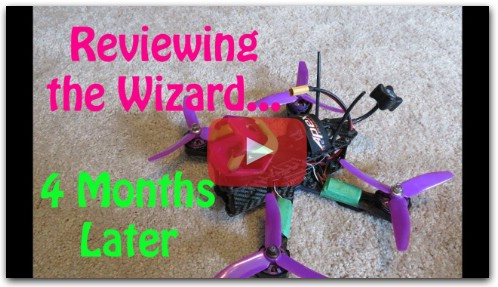 Living with The Eachine Wizard X220