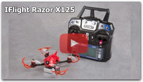 IFlight Razor X125 – US$ 110.99