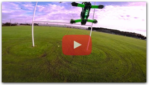 Race Day - FPV FREESTYLE-DRONE RACING-LRC RACER