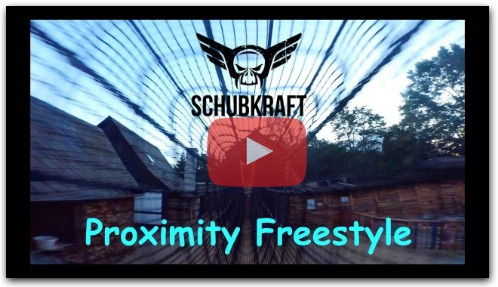 Proximity with a 5 inch quad? SURE // Drone Freestyle