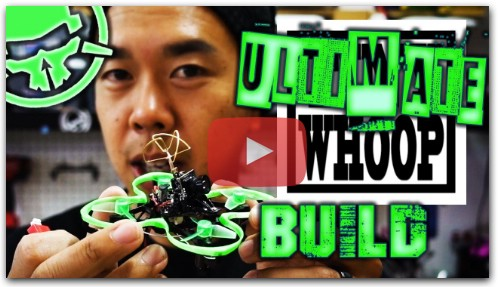 Ultimate Whoop Build