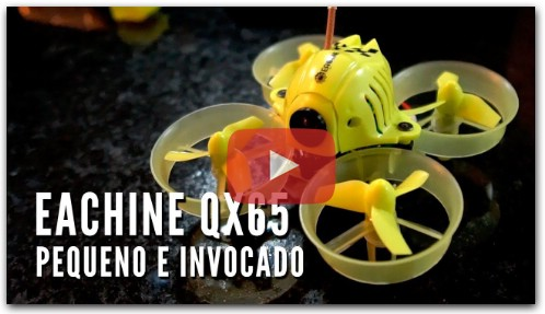 REVIEW EACHINE QX65 - BANGGOOD