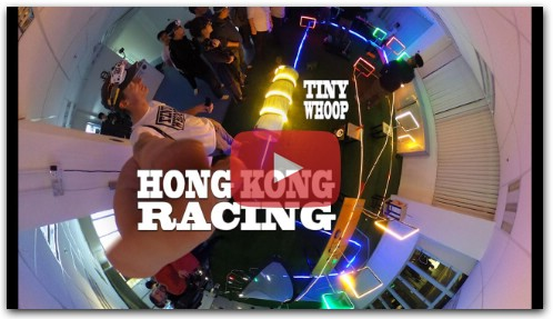 Hong Kong Racing - Tiny Whoop