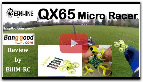 Eachine QX65  - TINY big WHOOP