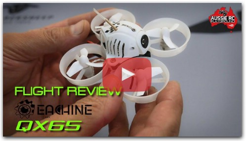 Flight Review: Eachine QX65 Mini FPV Drone - Advanced Version
