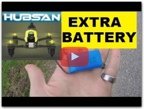 HUBSAN STORM H122D X4 With DM009 BATTERY REVIEW