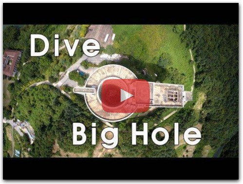 Dive into THE Big Hole / Armattan Rooster / Russell FPV Freestyle