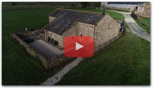 A drone dive showcasing the Yorkshire dales
