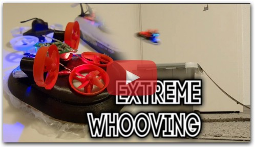 Build a better hovercraft/ tinywhoov