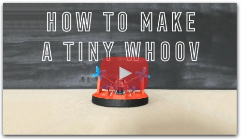 How to Make A Tiny Whoov
