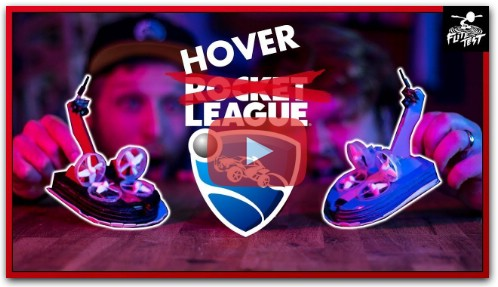HOVERCRAFT ROCKET LEAGUE!