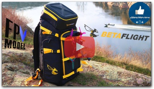 Крутой FPV Рюкзак Betaflight Hive Backpack!