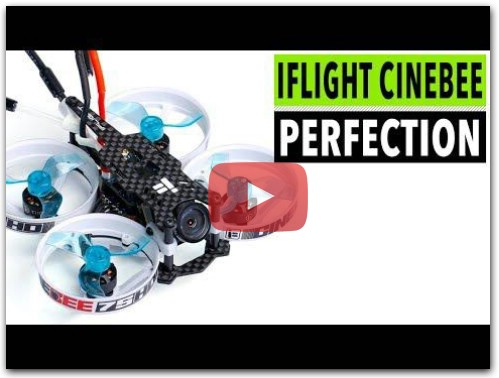 iFlight CineBee 75HD Обзор