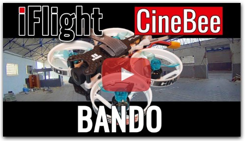 iFlight CineBee 75HD - Epic Bando Exploration - Cinematic