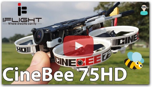 iFlight CineBee 75HD - Review, Setup & Flight