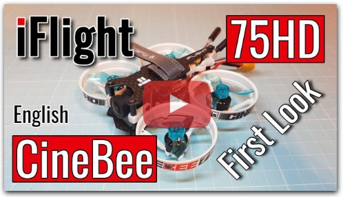 iFlight CineBee 75HD - Review