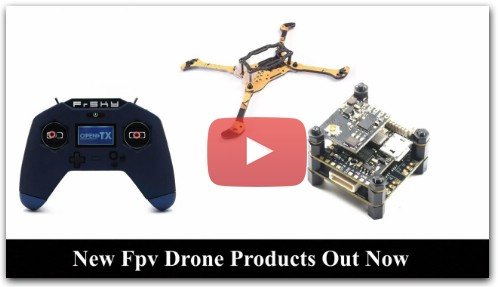 New Fpv Drone Products Out Now