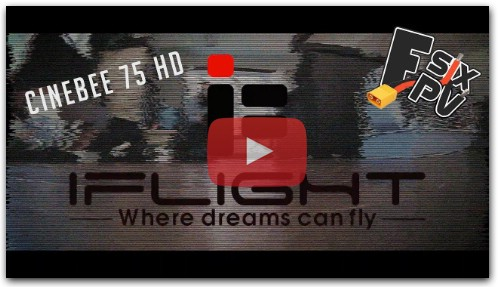 iFlight Cinebee 75HD by FSix FPV