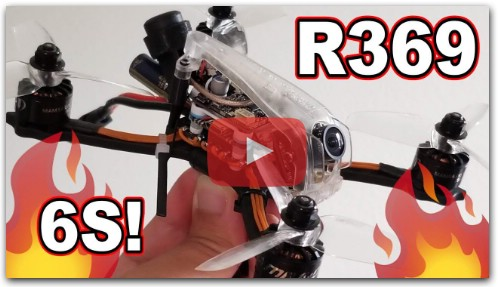 BEST 6S 3-inch Micro Drone - Diatone GT-R369
