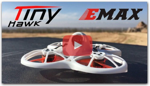 Emax Tinyhawk Indoor / Outdoor FPV Racing