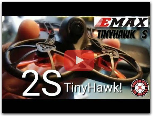 Emax Tinyhawk S Quick Review