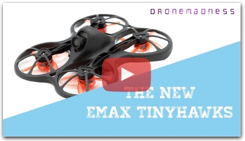 Emax TinyhawkS 75mm 2S Micro Whoop