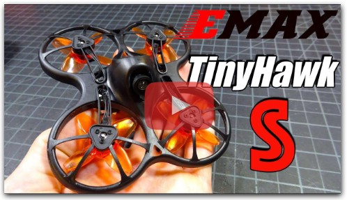 Emax TinyHawk S Review : 1s Beginner Quad and 2s Beast!