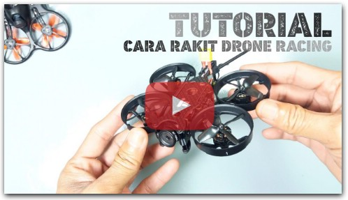 Обзор рамы iFlight TurboBee 77r 80mm Frame Kit