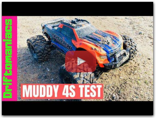 Обзор Traxxas Maxx ZOP Power 4S