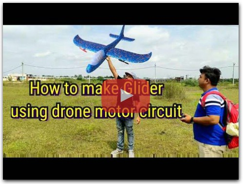 How to Make RC Airplane at Home