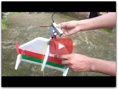 How to make a plane - DIY plane