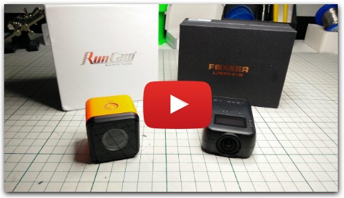 Runcam 3 vs. Foxeer Legend 3
