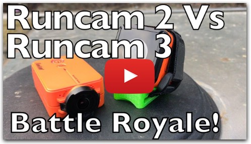 RunCam 3 Review Low Light Test Vs. RunCam 2