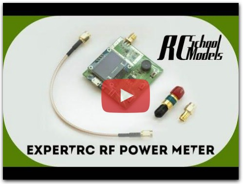 ExpertRc RF Power Meter Обзор.