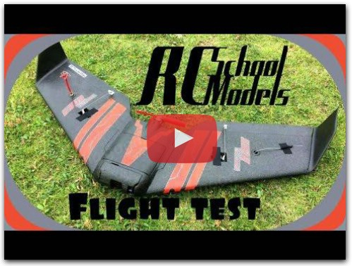 Flight test Reptile S800