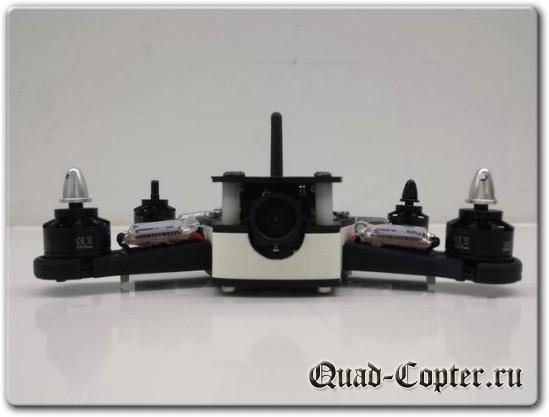 Чертежи квадрокоптера Jinx180 FPV Racer для Drone Racing
