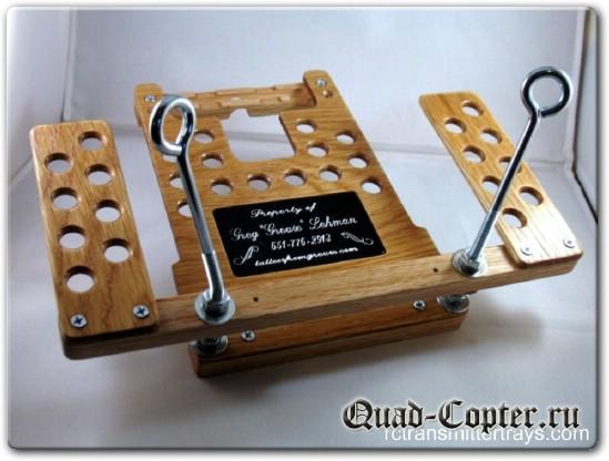 столик подставка под передатчик для RC модели